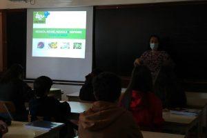 Sessões de informação/sensibilização sobre o Ambiente e Ciência