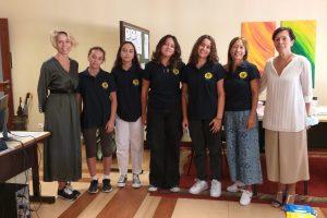 Projeto Erasmus +«Art is Everywhere» leva alunas da HBG à Turquia
