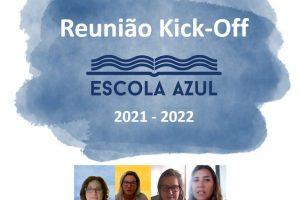 Reunião Kick-Off Escola Azul